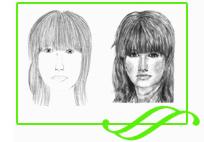 Az Elmetágító jobb agyféltekés rajztanfolyam, rajzolás képzésén készült képek
