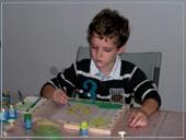 selyemfestés tanfolyam gyermekeknek